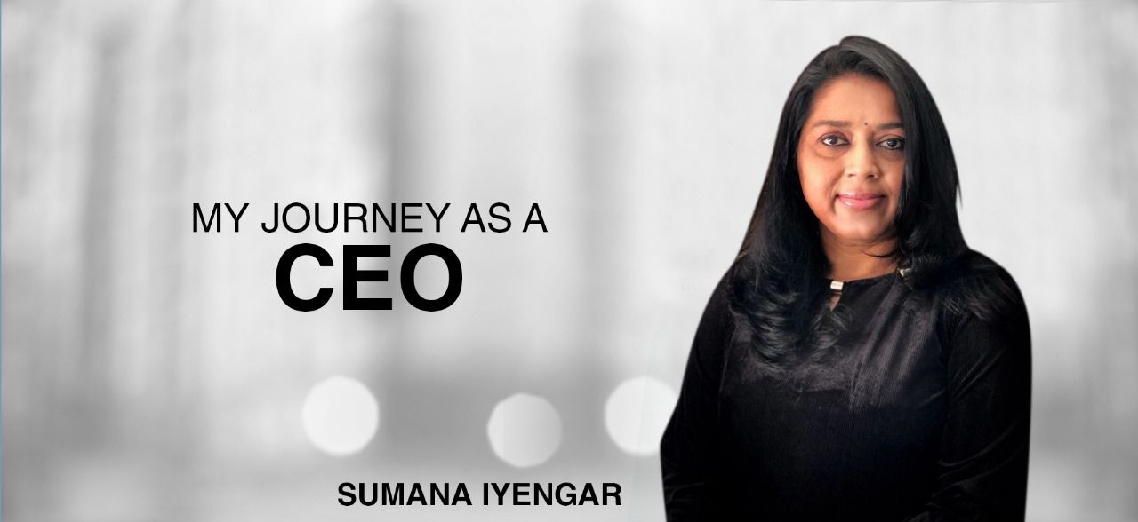 My Journey as a CEO