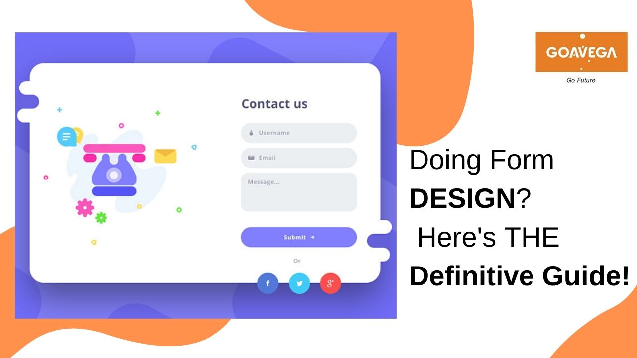 Doing Form DESIGN- Here's THE Definitive Guide!