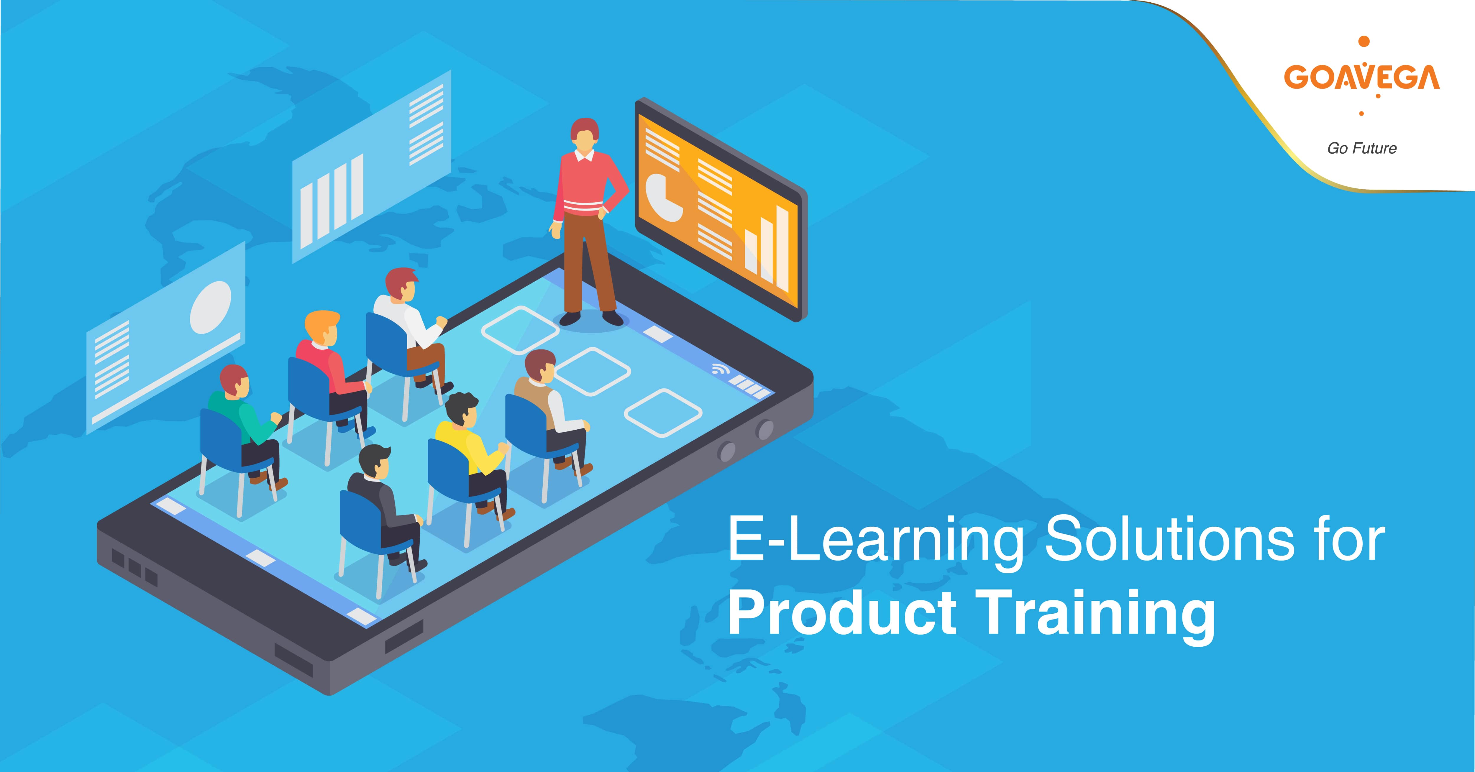 eLearning Solutions for Product Training