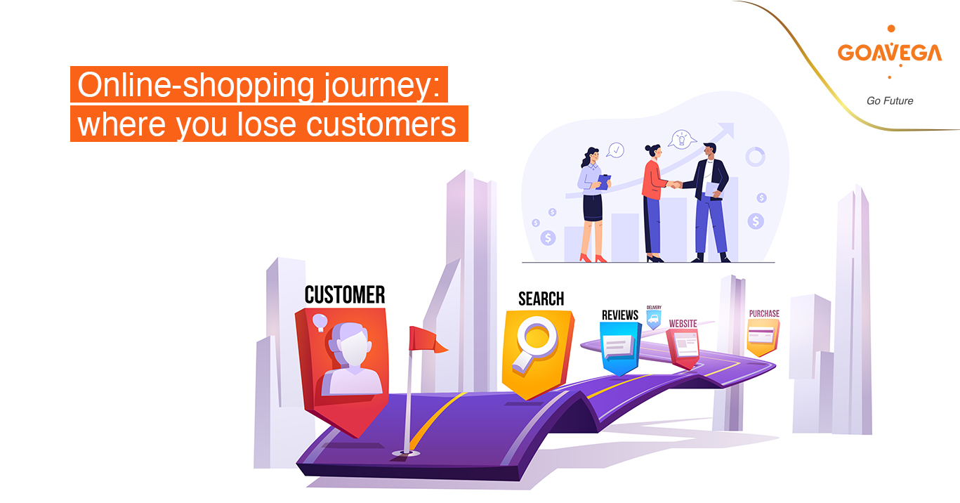 Online-Shopping Journey: Where You Lose Customers