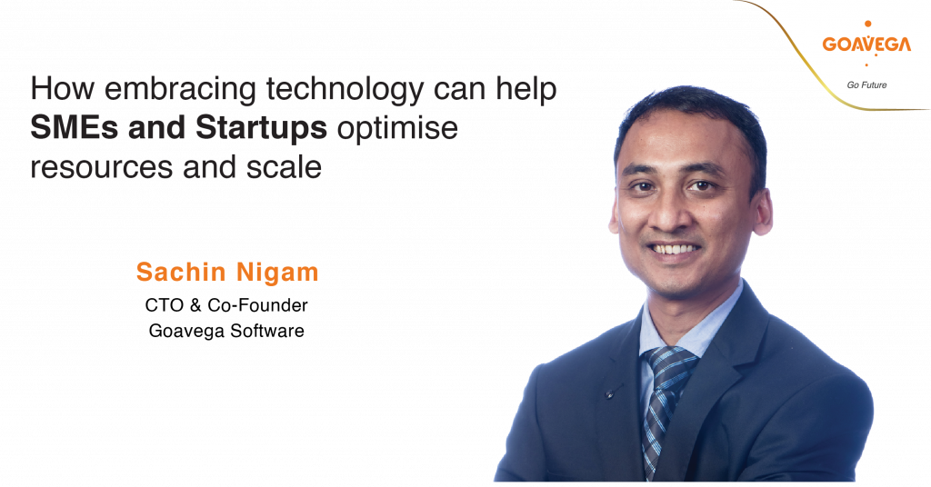 How embracing technology can help SMEs and startups optimise resources and scale